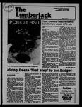 The Lumberjack, October 21, 1981