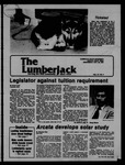The Lumberjack, October 28, 1981