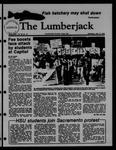 The Lumberjack, April 13, 1983