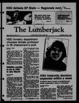 The Lumberjack, March 09, 1983