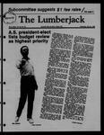 The Lumberjack, May 25, 1983