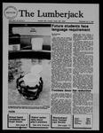 The Lumberjack, November 02, 1983