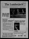 The Lumberjack, November 16, 1983