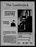 The Lumberjack, November 30, 1983