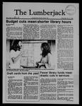 The Lumberjack, October 12, 1983