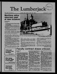 The Lumberjack, October 19, 1983