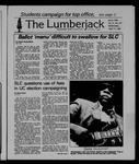 The Lumberjack, April 17, 1985