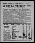The Lumberjack, April 24, 1985