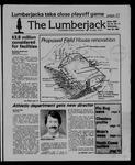 The Lumberjack, February 20, 1985