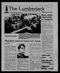 The Lumberjack, January 23, 1985