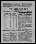The Lumberjack, June 05, 1985