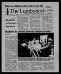 The Lumberjack, May 01, 1985