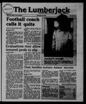 The Lumberjack, November 20, 1985