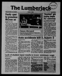The Lumberjack, October 16, 1985