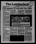 The Lumberjack, October 23, 1985
