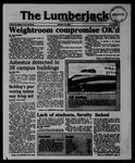 The Lumberjack, October 30, 1985