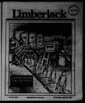 The Lumberjack, April 29, 1987