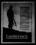 The Lumberjack, March 18, 1987