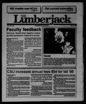 The Lumberjack, November 04, 1987