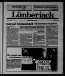 The Lumberjack, November 11, 1987
