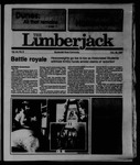 The Lumberjack, October 28, 1987