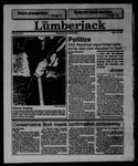 The Lumberjack, September 30, 1987