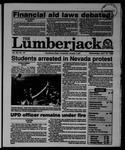 The Lumberjack, April 19, 1989