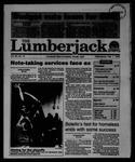 The Lumberjack, February 01, 1989