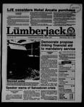The Lumberjack, February 08, 1989