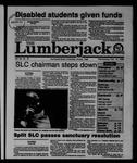 The Lumberjack, February 15, 1989