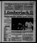 The Lumberjack, February 22, 1989