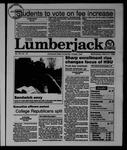 The Lumberjack, March 08, 1989