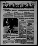 The Lumberjack, March 15, 1989