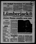 The Lumberjack, March 29, 1989