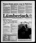 The Lumberjack, November 01, 1989