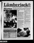 The Lumberjack, November 15, 1989