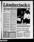 The Lumberjack, October 11, 1989