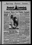 Humboldt Lumberjack, March 25, 1942