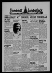 Humboldt Lumberjack, October 19, 1944