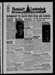 Humboldt Lumberjack, November 15, 1944