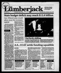 The Lumberjack, April 03, 1991