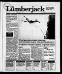 The Lumberjack, February 27, 1991