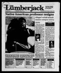The Lumberjack, March 06, 1991