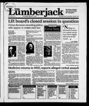 The Lumberjack, March 13, 1991