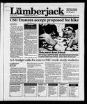 The Lumberjack, March 20, 1991