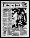 The Lumberjack, November 06, 1991