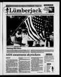 The Lumberjack, November 13, 1991