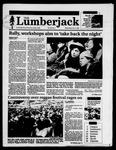 The Lumberjack, October 02, 1991