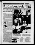 The Lumberjack, October 30, 1991