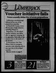 The Lumberjack, November 03, 1993